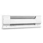 Cadet 6F1500-8W Baseboard Heater, 6 Ft. 1500W 208V Electric - White
