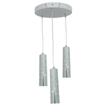 Access Lighting - Rain Pendant - 70049LED-CH-ACR