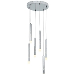 Access Lighting - Rain Pendant - 70050LED-CH-ACR