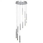 Access Lighting - Rain Pendant - 70052LED-CH-ACR