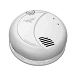 BRK 7010B Photoelectric Smoke Alarm, Hardwired w/ Battery Backup