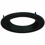 "CyberTech 4"" Recessed Light Round Trim in Bronze"