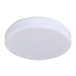 Amax Lighting LED-V001 Drum Flush Mount Ceiling Fixture