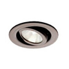 "Ark Lighting 2"" Low Voltage Trim with Gimbal Ring-Black"