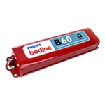 Bodine B60 - Emergency Backup Battery 90 min. - Operates (1) 17 - 215 W 2ft. - 8ft. T8, T9, T10 or (2) T12 FL Lamp - 120/277 Volt