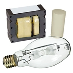Advance 77L6051001D - Val-U-Pak Plus 400 Watt - Metal Halide Bulb and Ballast - ANSI M59 - 5-Tap - Includes Dry Film Capacitor, Bracket Kit, and Lamp