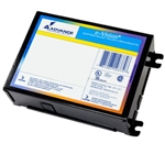 Advance e-Vision IMH-100-A-BLS-ID 100 Watt - 120/277 Volt - Electronic Metal Halide Ballast - ANSI M90/M140 - Bottom Feed Mounting With Studs