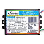 Advance e-Vision IMH-70-D-LFM 70 Watt - 120/277 Volt - Electronic Metal Halide Ballast - ANSI M98, M139 or M143 - Side Leads With Mounting Feet