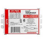 Advance Mark 10 Powerline VEZ-1T42-M2-LD (1) Lamp - 26 Watt CFL - 277 Volt - Dimming - 1.0 Ballast Factor