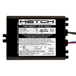 Hatch Standard MC100-1F-277U 100 Watt - 277 Volt - Electronic Metal Halide Ballast - ANSI M90/M140 - Side Leads With Mounting Feet