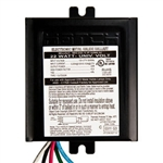 Hatch Mini MC22-1F-UNLU 22 Watt - 120/208/240/277 Volt - Electronic Metal Halide Ballast - Low Ignition Voltage - ANSI C175E - Side Leads With Mounting Feet