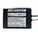 Hatch Standard MC39-1F-120U 39 Watt - 120 Volt - Electronic Metal Halide Ballast - Side Leads With Mounting Feet