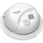 BRK BRK 120V Hardwired Carbon Monoxide Alarm with Battery Back-Up