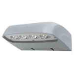 Cree Lighting BXSPWA03FC-US LED Outdoor Light, 42W 120V/277V 4000K Type 3 Wall Pack - Silver