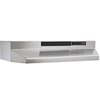 "Broan Intermediate 30"" Convertible 4-Way Under Cabinet Range Hood Steel"