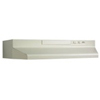 "Broan Intermediate 30"" Convertible 4-Way Under Cabinet Range Hood-Almond"