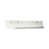 "Broan Intermediate 30"" Convertible 4-Way Under Cabinet Range Hood-White"