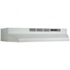 "Broan Economy 30"" Convertible 4-Way Under Cabinet Range Hood-Stainless Steel"