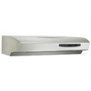 "Broan Allure I QS1 30"" Under Cabinet Range Hood-Stainless Steel"