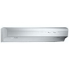 "Broan Allure I QS1 36"" Under Cabinet Range Hood-White"