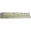 "Broan Intermediate 30"" Quiet Under Cabinet Range Hood-Almond"