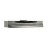 "Broan Intermediate 30"" Quiet Under Cabinet Range Hood-Stainless Steel"