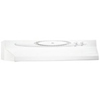 "Broan Intermediate 30"" Quiet Under Cabinet Range Hood-White"
