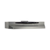 "Broan Intermediate 36"" Quiet Under Cabinet Range Hood-Stainless Steel"