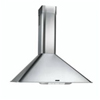 "Broan Elite 50000 35-7-16"" Fashion Chimney Range Hood-Stainless Steel"
