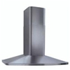"Broan Elite 52000 30"" Fashion Chimney Range Hood-Stainless Steel"