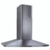 "Broan Elite 52000 36"" Fashion Chimney Range Hood-Stainless Steel"