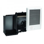 Cadet CSC102W Wall Heater, 1000W 240/208V Com-Pak Heater Assembly w/Wall Can & Grill - White
