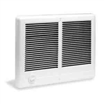 Cadet CSTC402TW Twin Plus In-Wall Fan Heater, 240V 4000W - White