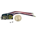 Cadet CTT2A Thermostat Kit 22A Double Pole Heat Only for Com-Pak Series - Almond