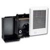 Cadet 1500W Com-Pak Plus In-Wall Fan Heater-White