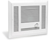 Cadet 1500W Fan Forced Electric Wall Heater with Grill-White