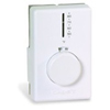 Cadet Performance Thermostat with Vapor Filled Diaphragm-White