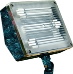 Dabmar DF5875-VG Polycarbonate Area Flood Light Verde Green