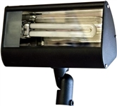 Dabmar DF5970-B Cast Aluminum Area Flood Light Black