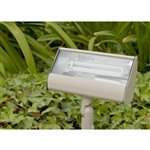 Dabmar DF5980-SAND Cast Aluminum Area Flood Light Sand