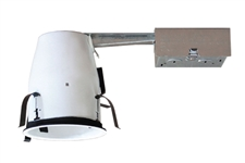 "DMF DLEIR4 4"" LED Remodel Housing, IC & Non-IC"