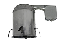 "DMF DLEIR5 5"" LED Remodel Housing, IC & Non-IC"