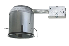 "DMF DLEIR6 6"" LED Remodel Housing, IC & Non-IC"