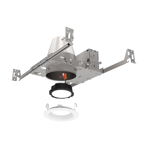 Quiet Box Recessed Lighting : Dmf drdhnic s quot shallow ic new construction housing for