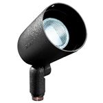 Dabmar DPR20-B Cast Aluminum Directional Spot Light Black