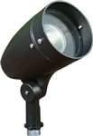 Dabmar DPR21-B Cast Aluminum Directional Spot Light Black