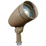 Dabmar DPR21-BZ Cast Aluminum Directional Spot Light Bronze