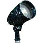 Dabmar DPR21-VG Cast Aluminum Directional Spot Light Verde Green