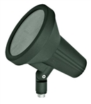 Dabmar DPR40-G  Cast Aluminum Directional Spot Light Green