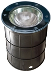 Dabmar DW1200 Stainless Steel In-Ground Well Light Stainless Steel